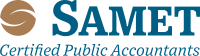 Samet-CPA-Logo